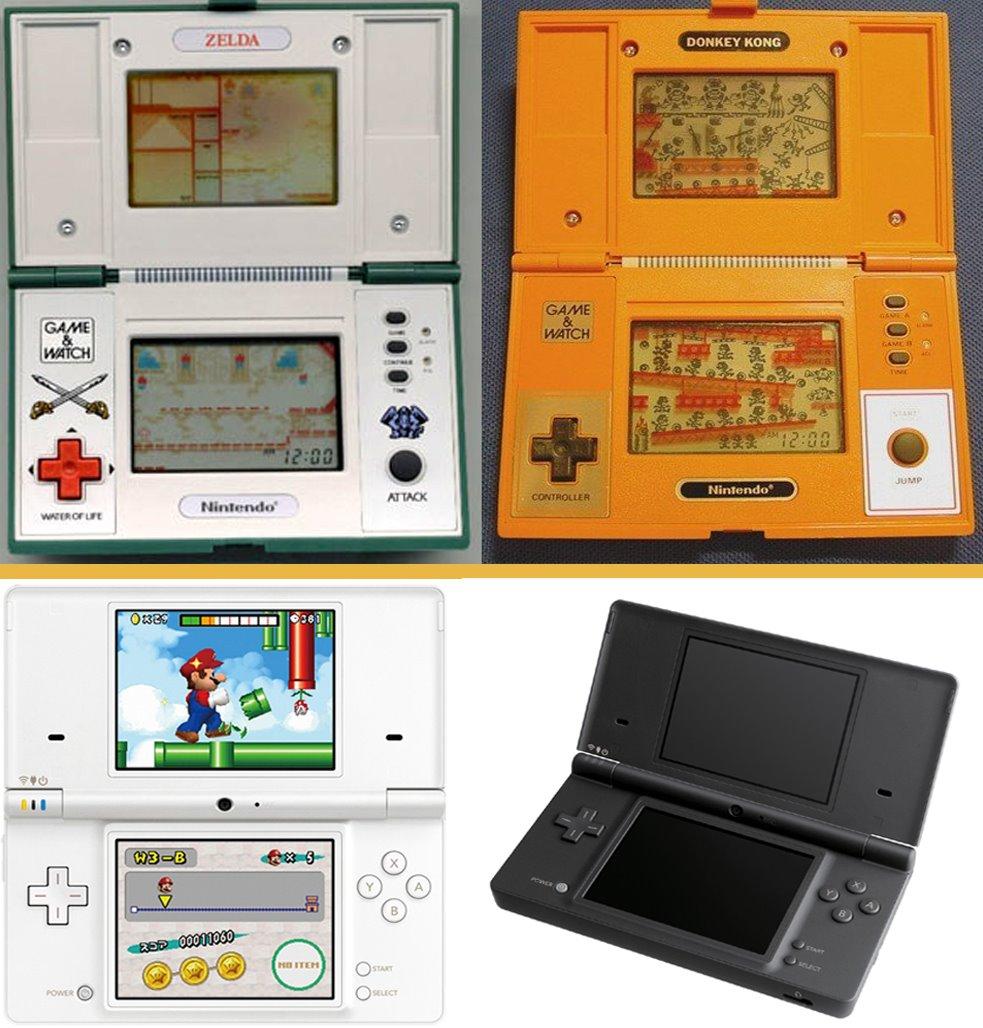 Nintendo Ds Y La Recuperacion De Los Viejos Generos Del Videojuego