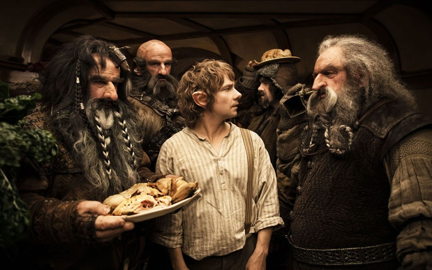 Martin Freeman, probablemente el mejor hobbit que hemos visto.