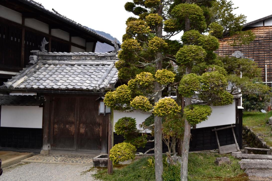 Guia viaje Japon Tsumago