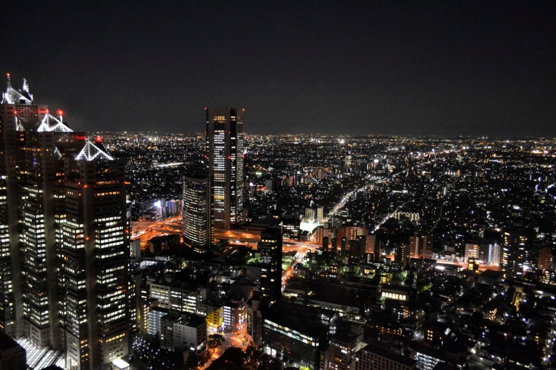 Guia viaje Japon Tokyo