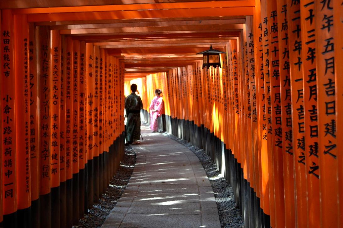 Guia viaje Japon Kyoto
