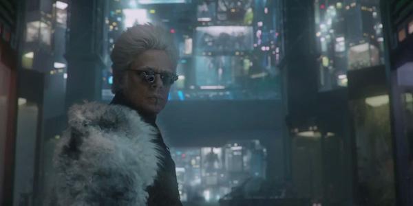 Benicio del Toro interpreta a El Coleccionista. A Marvel le sobra la pasta, y se nota en los secundarios.