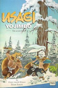 Usagi Yojimbo Estaciones